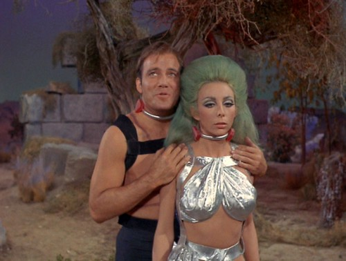 "Star Trek Re-Watch: ""The Gamesters of Triskelion"""