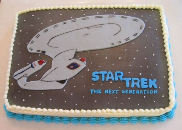 Happy 45th Birthday Star Trek