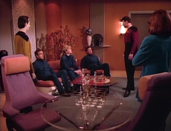 "Star Trek: The Next Generation Re-Watch: ""The Neutral Zone"""