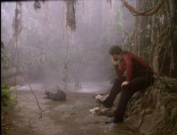We're bored, too, Riker.