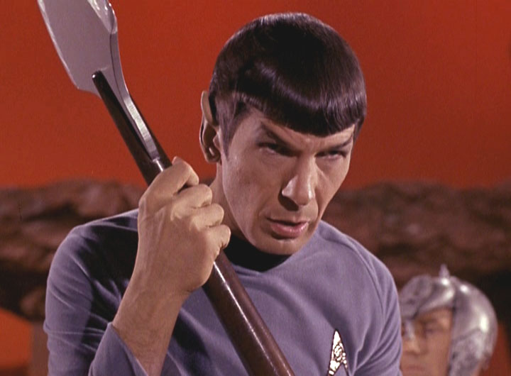 Image result for Pon Farr