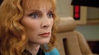 Is Dr. Crusher losing her mind? Or is her mind losing everything else?